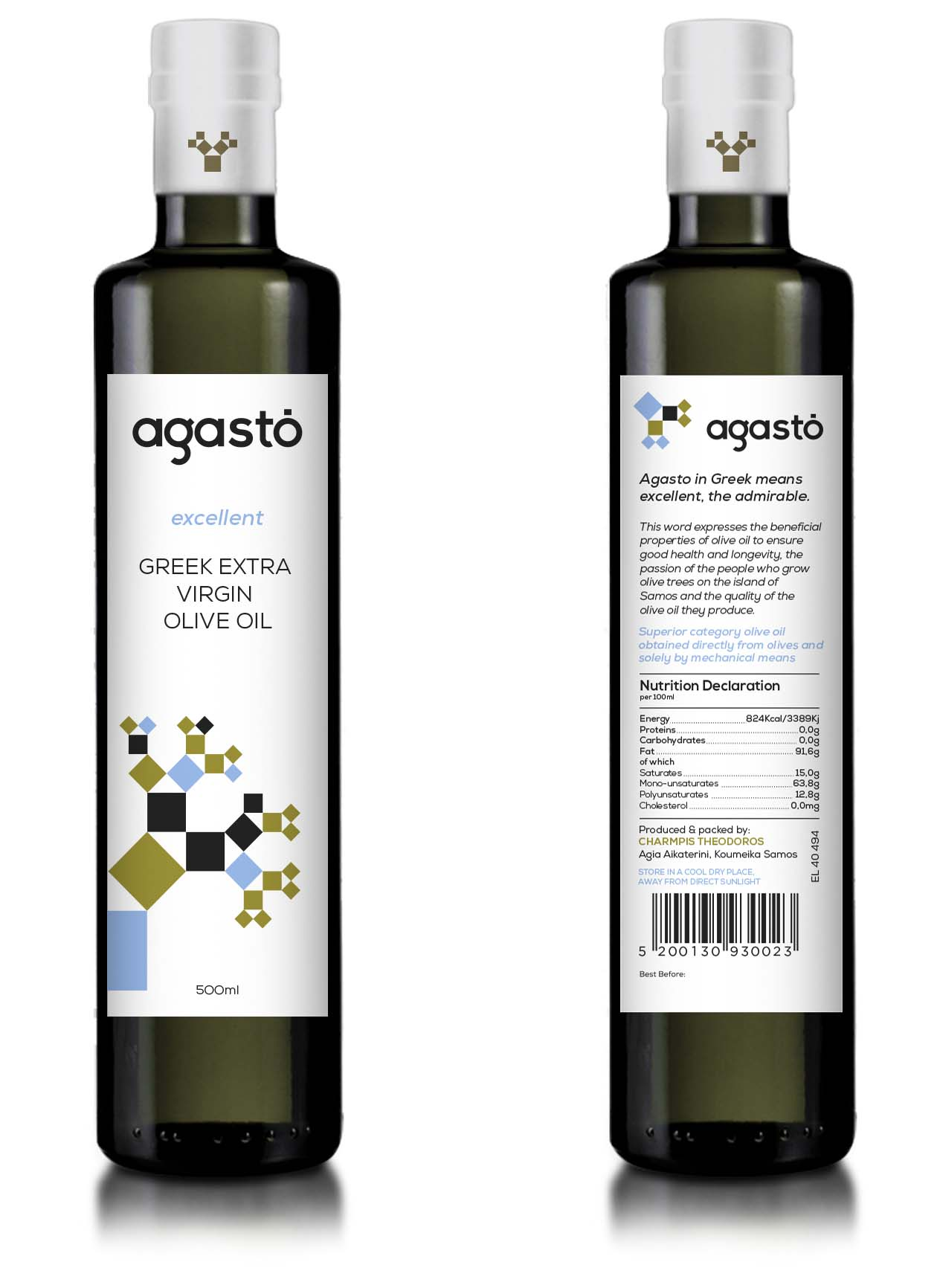 Agasto - Extra virgin olive oil